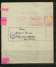 Ungeprüfte Briefmarken aus dem deutschen Reich (1933-1945) mit Bedarfsbrief und Post, Kommunikation