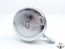 Zündapp KS GTS C CS Combinette 50 Super Sport Klingel Glocke mit Emblem NEU *
