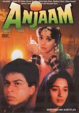 ANJAAM - BOLLYWOOD DVD - Shahrukh Khan, Madhuri Dixit, Tinnu Anand, Johney Lever