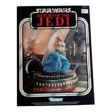 Vintage 1983 Star Wars Return of the Jedi Coloring Book