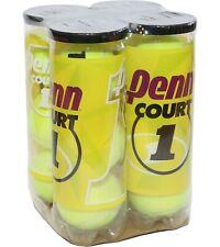 Brand New Penn Court One Heavy Duty Tennis Balls 72 Case