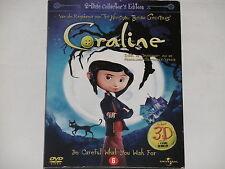 Coraline - 2xDVD (Englisch)