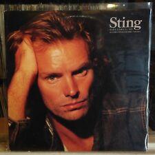 "[ROCK/POP]~NM 12""~EP~STING~Nada Como El Sol (Spanish)~[5 Track EP]~{1987~A&M~Iss"