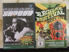 Reggae Festival Best Of 2 DVD Jam Shaggy Live at Chiemsee Reggae Summer Doppel