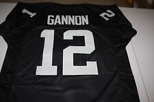 RICH GANNON #12 QB SEWN STITCHED JERSEY SIZE LARGE 2002 NFL MVP