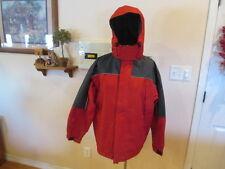 Star racing Motorcycle Jacket men's coat rain vented Yamaha Red Small S Royal V