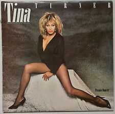 TINA TURNER Private Dancer 1984 OZ Interfusion VG+/VG+