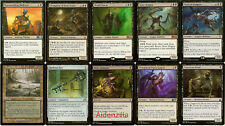 MTG Skeleton Deck - Death Baron Bone Dragon - Black - Magic Gathering