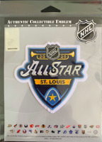 2020 NHL ALL STAR GAME PATCH ST. LOUIS BLUES NATIONAL HOCKEY LEAGUE OFFICIAL