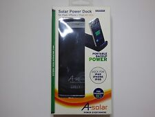 Xtorm by A-Solar Solar Lader Power Dock AM406S iPhone® iPad® und iPod® 6000mAh