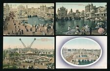 IMPERIAL INTERNATIONAL Exhibition 1912 London x7 PPCs