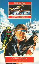 Dr Doctor Who Virgin Missing Adventures Book - Conundrum - (Mint New)