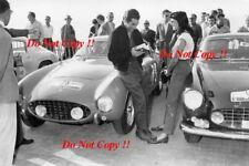 Alfonso de Portago Ferrari 250 GT ganador del Tour de France 1956 fotografía 1