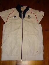 Juegos Olímpicos de Adidas equipo de GB Gran Bretaña para mujer Beng UK Size 20 Grande BNWT
