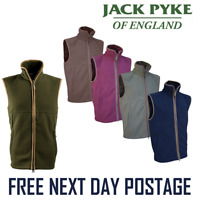 Jack Pyke Countryman Body Warmer Mens Vest Fleece Gilet Warm Hunting Jacket
