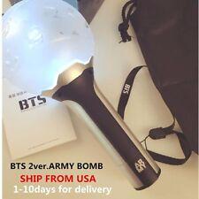 BTS BANGTAN BOYS LIGHT STICK VER.2 ARMYBOMB ARMY A.R.M.Y BOMB LIGHTSTICK KPOP