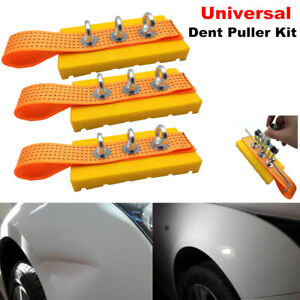 3pcs Dent Puller Kit Car Body Panel Repair Tool fit for Nissan Infiniti Cadillac