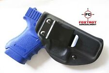 Glock 36 Kydex IWB Conceal Carry Holster  Right Hand Black
