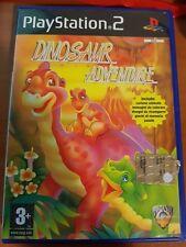 DINOSAUR ADVENTURE - PLAYSTATION 2 PS2 USATO