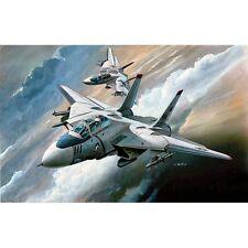 Academy 4434 Grumman F14 Tomcat 1/144 Plastic scale model kit