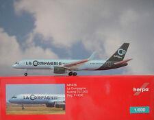 Herpa Wings 1:500  Boeing 757-200  La Compagnie F-HCIE  531375 Modellairport500