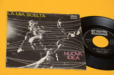 "NUOVA IDEA 7"" LA MIA SCELTA 1°ST ORIG ITALY PROG 1971 EX TOP COLLECTORS"