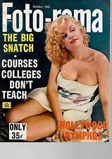 Foto-Rama magazine--Oct. 1965-----554
