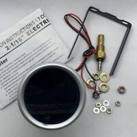 Type R Oil Temp Gauge 52mm 2'' Diameter Multiple Colour Display Setting