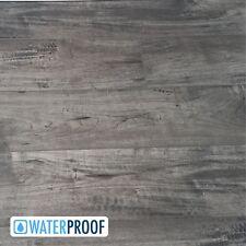 SAMPLE Magnificent Grey Waterproof Click Vinyl Plank Flooring - Midtown 8.5mm