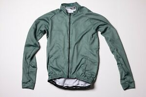 Ornot Thermal Jersey size Small Green