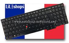 Clavier Français Original Pour Lenovo ThinkPad T560 P50s NEUF