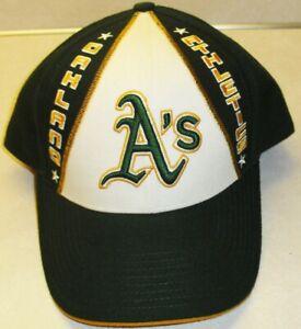 Oakland A's Athletics Twins Enterprise Adjustable Strapaback hat New Mlb