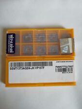 10pcs  I User Tools SEMT13T3AGSN-JH VP15TF