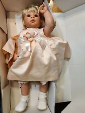 Lee Middleton Dolls by Reva Schick Model 00809 Peaches and Cream