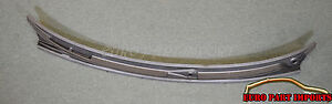 BMW Windshield Wiper Cover With Lock Clip Germany Genuine OEM 51718208483