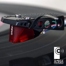 GENUINE ORTOFON 2M RED Tipped ELLIPTICAL Diamond Stylus for SME ++