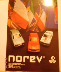 catalogue  NOREV 1983