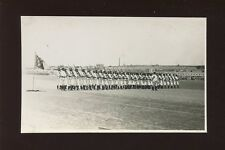 Malta Military Review March Governor Commander in Chief 1902 stokers RP PPC