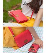 7 Colors Cross Body Messenger Shoulder Bag for Smart Phone Handbag Wallet Gift