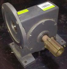 Dayton Speed Reducer Power Transmission Model 2z152 Ratio 25:1