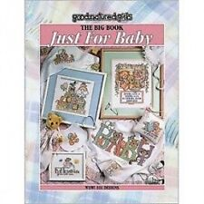 The Big Book Just For Baby Cross Stitch Chart - Leisure Arts