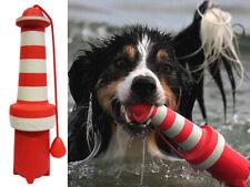ROGZ Leuchtturm / Lighthouse (Hunde Wasser & Wurfspielzeug,Stabil, 25 cm x 7 cm)