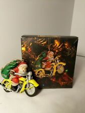 """Harley-Davidson 1998 NOVELTY ORNAMENT - - """"UP, UP AND AWAY"""" - - New in Box"""