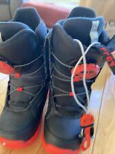New listing Burton Youth Zipline Snowbord Boots Size 4