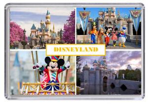 Disneyland Park, California Fridge Magnet Free Postage