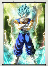 Dragon Ball Z - Super Fighting Hot Japan Anime 60*90cm Wall Scroll Poster @266