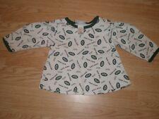 Infant/Baby Girls New York Jets 24 Mo PJ Top