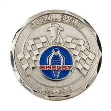 Carroll Shelby Commemorative Coin Ford Mustang Super Snake Classic Cobra