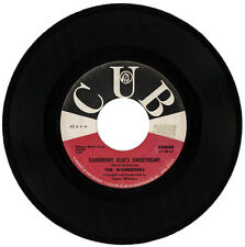 """THE WANDERERS  """"SOMEBODY ELSE'S SWEETHEART""""  STUNNING NORTHERN SOUL  LISTEN!"""