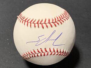Miguel Sano Minnesota Twins Autographed Signed Baseball